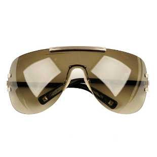 1ed24fb0bf CARTIER - a pair of rimless sunglasses. Designed with a