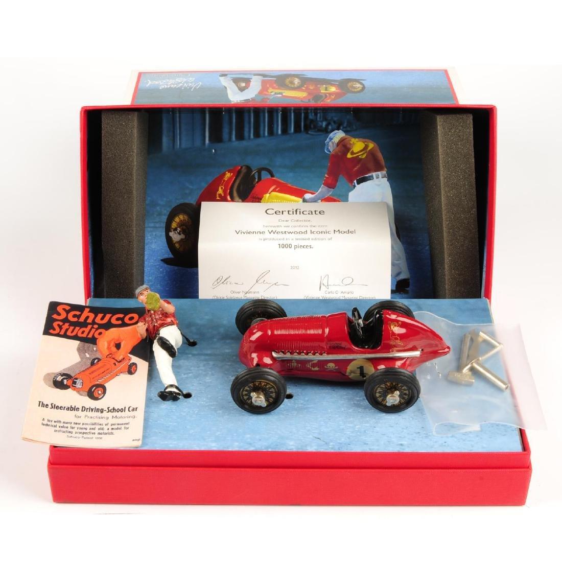 VIVIENNE WESTWOOD - a limited edition Schuco 1936 - 2