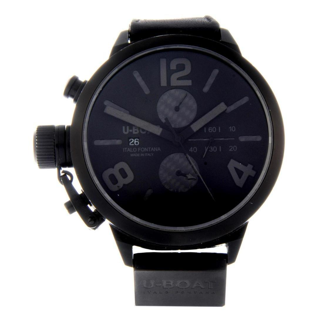 U-BOAT - a gentleman's Classico chronograph wrist