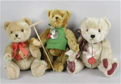 A collection of assorted Teddy Bears, to include