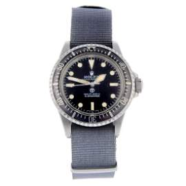 ROLEX - a gentleman's Oyster Perpetual Military