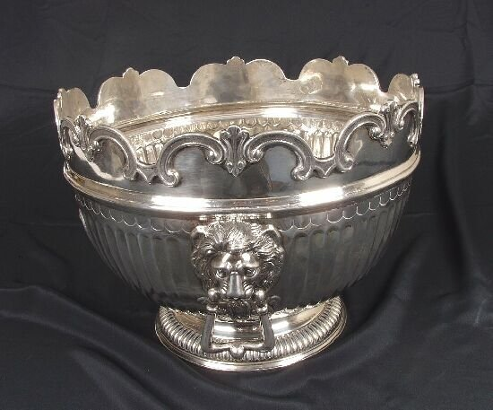 2017: An Edwardian punch bowl in the style of