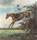 561: CLAIRE EVE BURTON (British, 20th Century