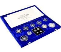 559 Elizabeth II Millennium Silver Collection
