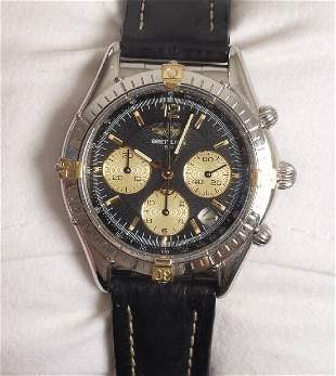 BREITLING - a gentleman's recent automa
