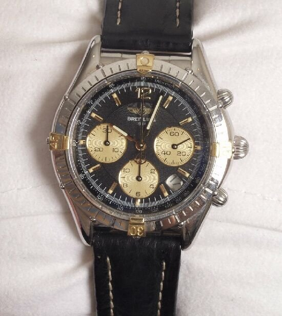 2006: BREITLING - a gentleman's recent automa