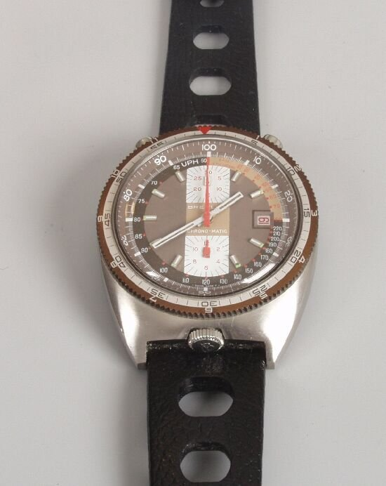 2008: BREITLING - a gentleman's early 1970's