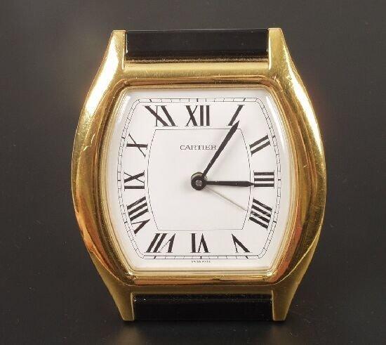 2015: CARTIER - a novelty alarm clock modelle