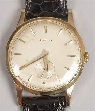 CARTIER - a gentleman's Must de Cartier