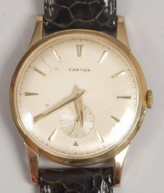 2019: CARTIER - a gentleman's Must de Cartier