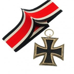 844: Germany, Nazi Third Reich, Iron Cross second class