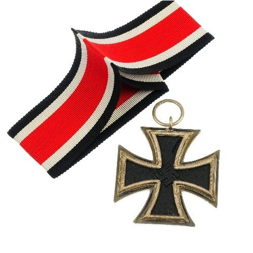 844: Germany, Nazi Third Reich, Iron Cross second class
