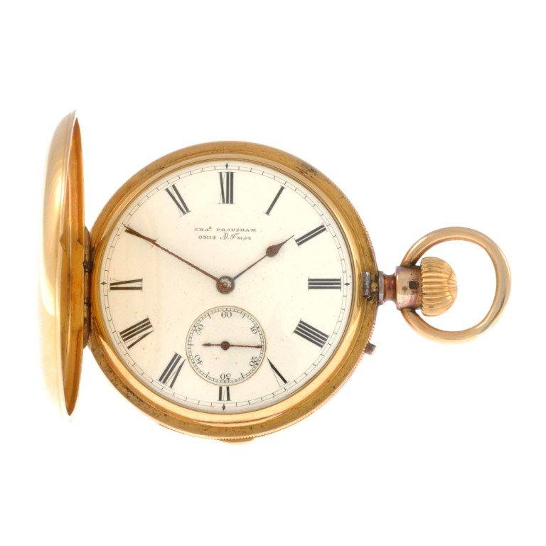 3: Gold Victorian