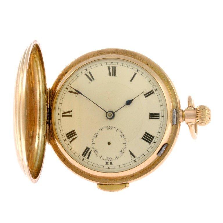 9: Gold Modern - post 1901