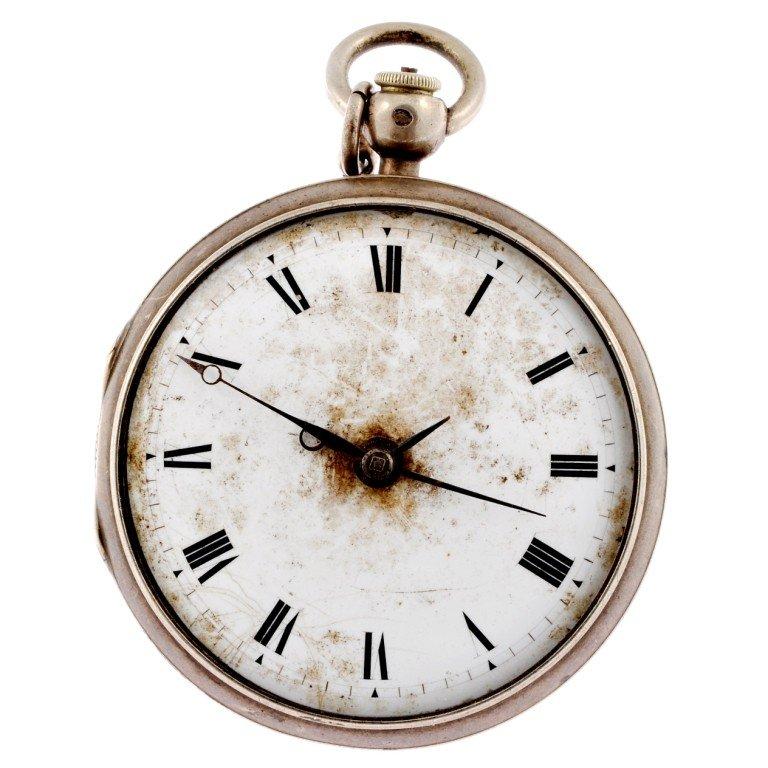 11: Early silver - Georgian