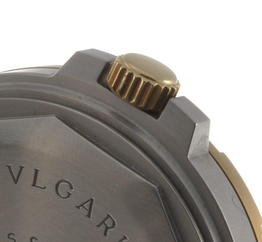 21: A bi-metal automatic gentleman's Bulgari Diagono Sc - 3