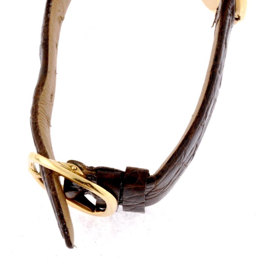 146: An 18k gold manual wind gentleman's Patek Philippe - 4