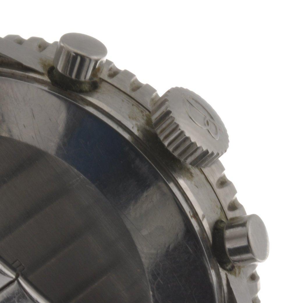 14: A stainless steel manual wind gentleman's Breitling - 3