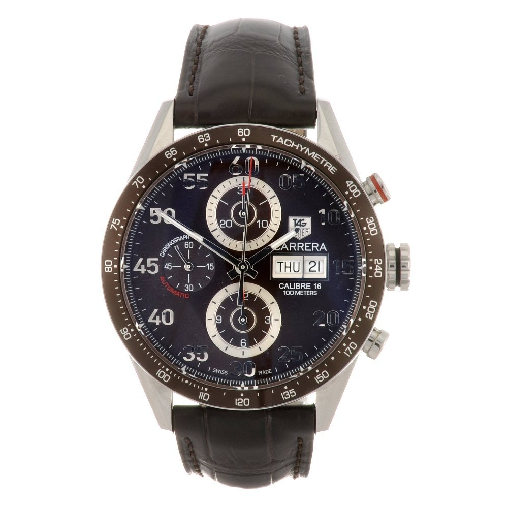 194: (303093385) A stainless steel automatic gentleman'