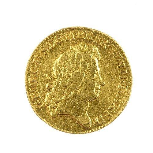 4: George I Guinea 1723.