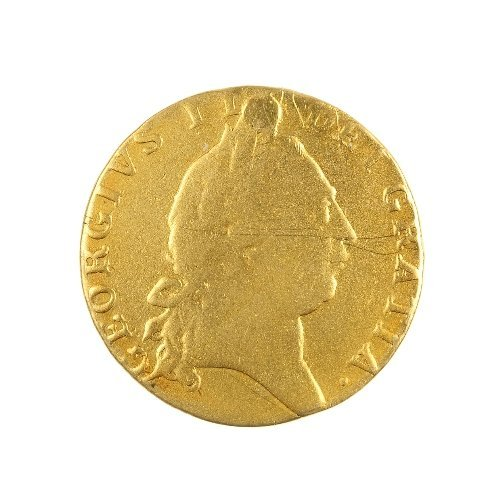10: George III, Guinea 179(9?).