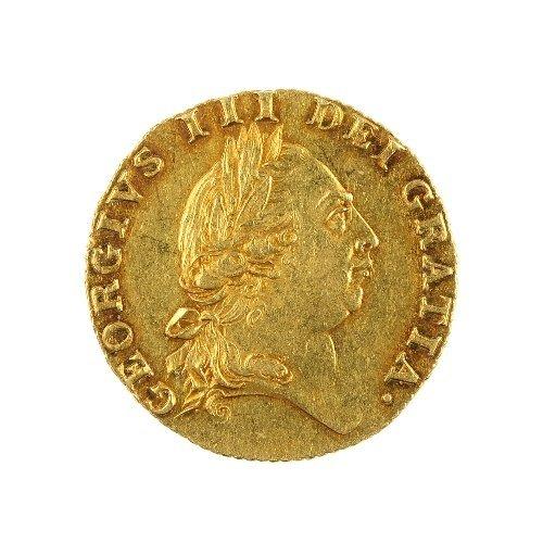15: George III, Guinea 1787 (S 3729).