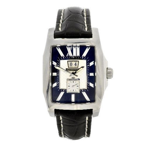 4: (014787) A stainless steel automatic gentleman's Bre