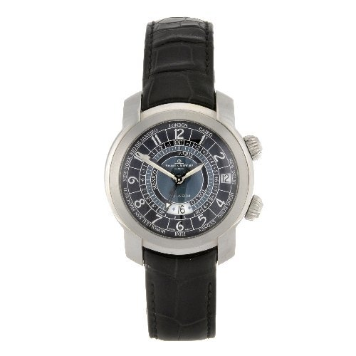 8: A stainless steel automatic gentleman's Baume & Merc