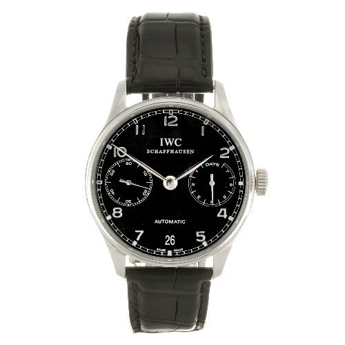 40: (116186572)  A stainless steel automatic gentleman'