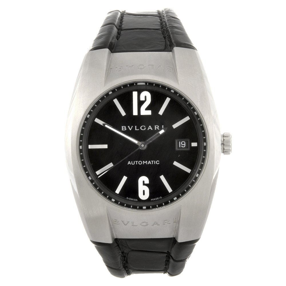 15: (307086463) A stainless steel automatic gentleman's