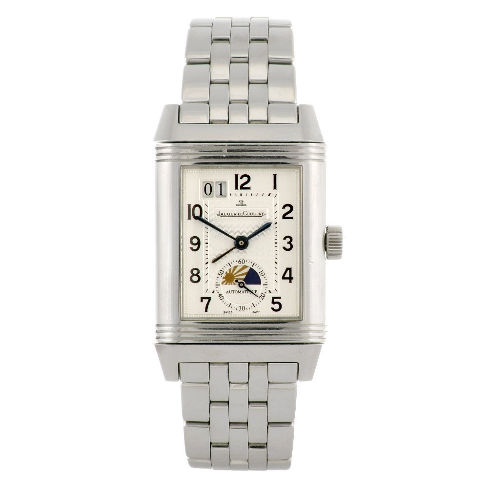 34: (100035) A stainless steel automatic gentleman's Re