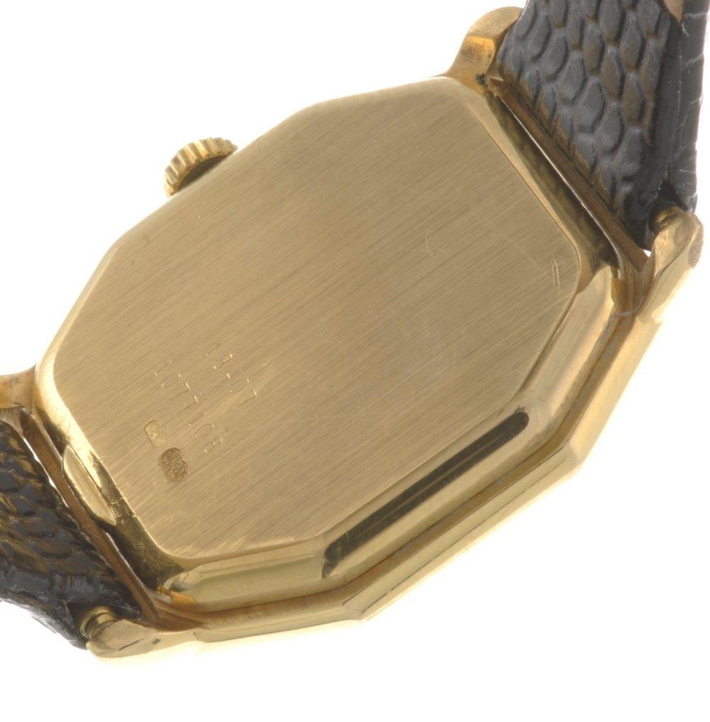 1: (1102016200) An 18k gold quartz lady's Baume & Merci - 2