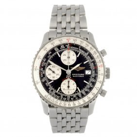 (134177507) A stainless steel automatic chronograph gen