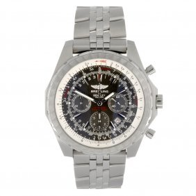 (104995259) A stainless steel automatic gentleman's Bre