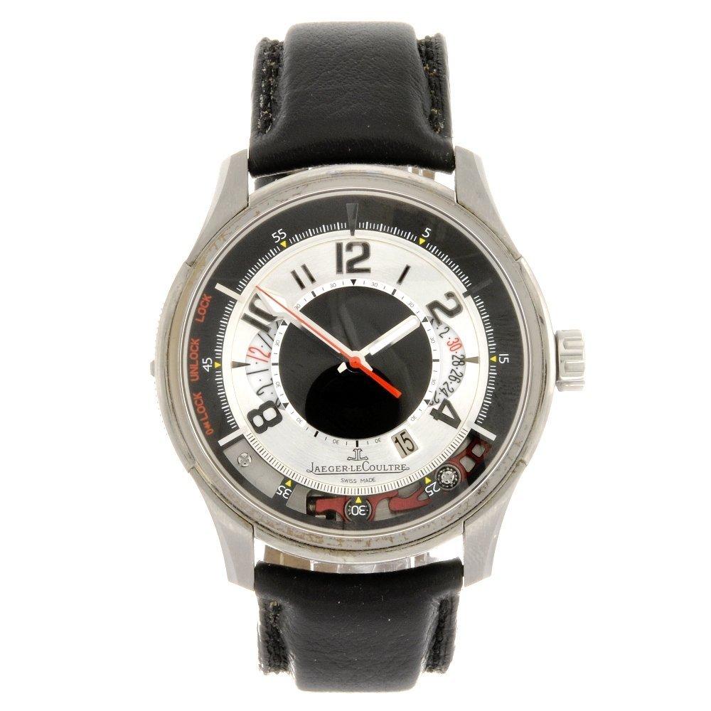 (400172-1-A) A titanium automatic chronograph gentleman