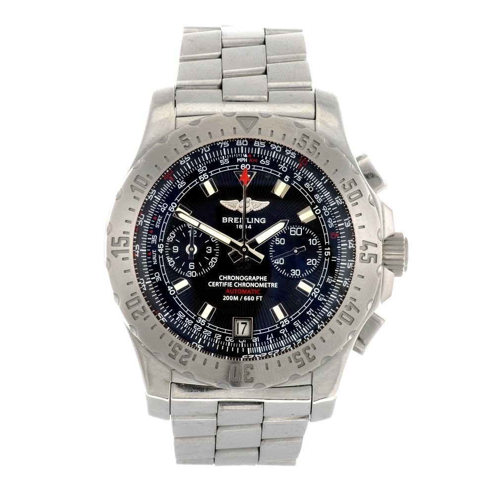 (307092855) A stainless steel automatic chronograph gen