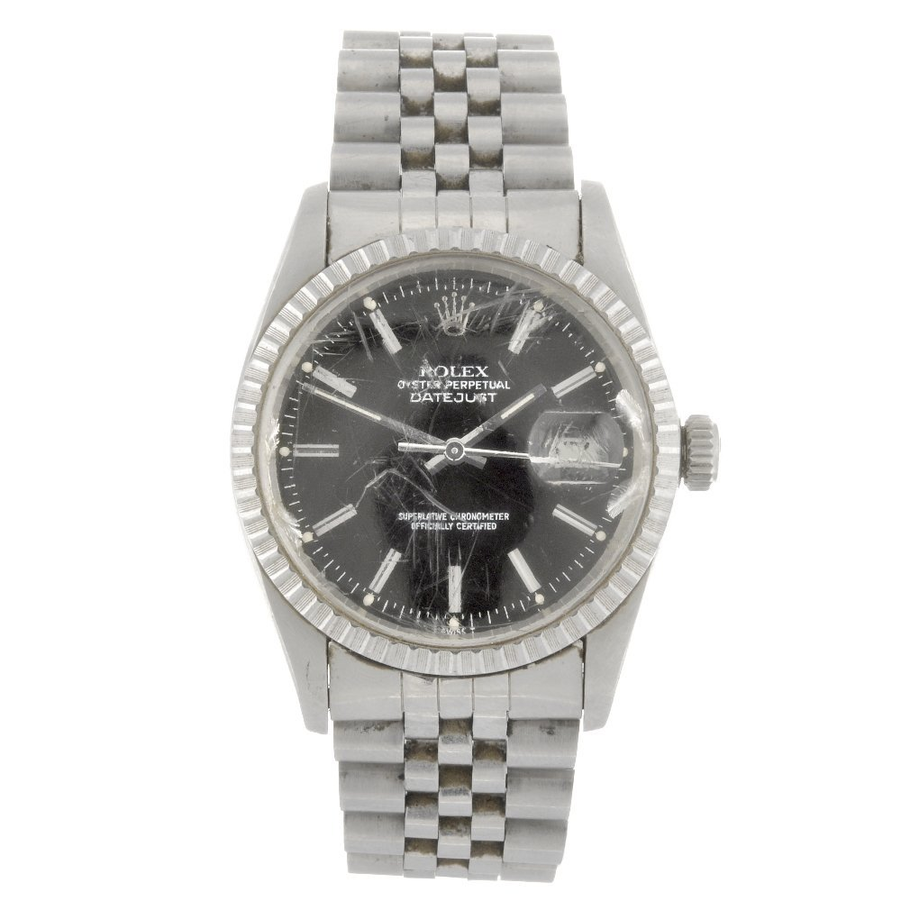 (103661) A stainless steel automatic gentleman's Rolex