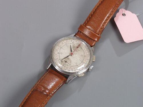2002: BREITLING - gentleman's nickel plated a
