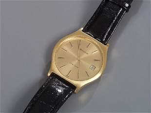 BULOVA - gentleman's 1970's gold plated
