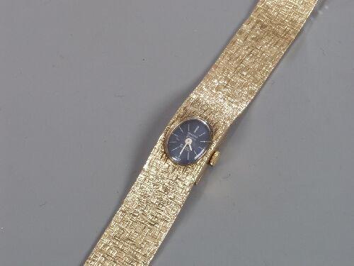 6fe88fdb2 2109: DELVINA GENEVE - 1970's 9ct gold lady's - Feb 03, 2003 ...