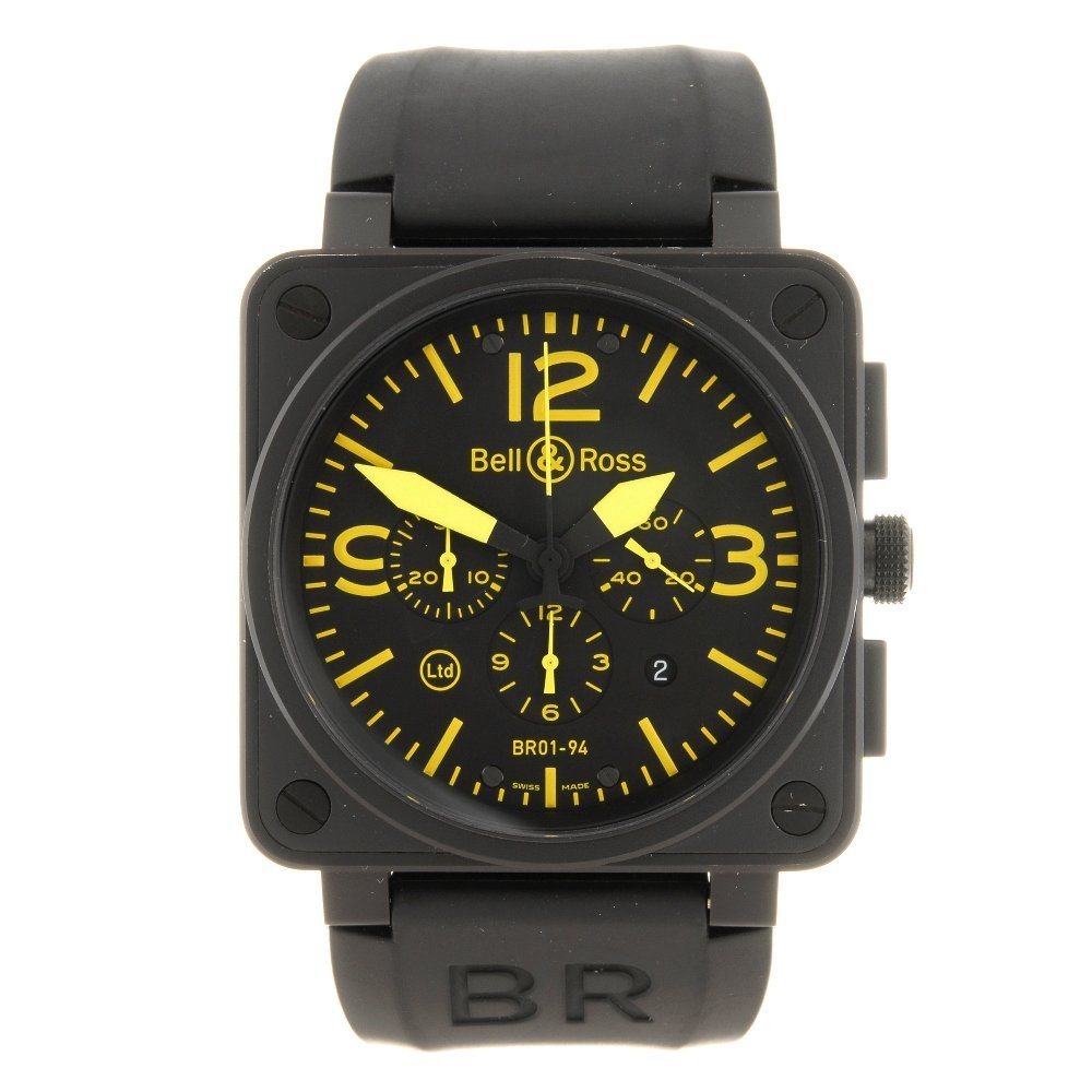 (116193277) A PVD coated stainless steel automatic gent