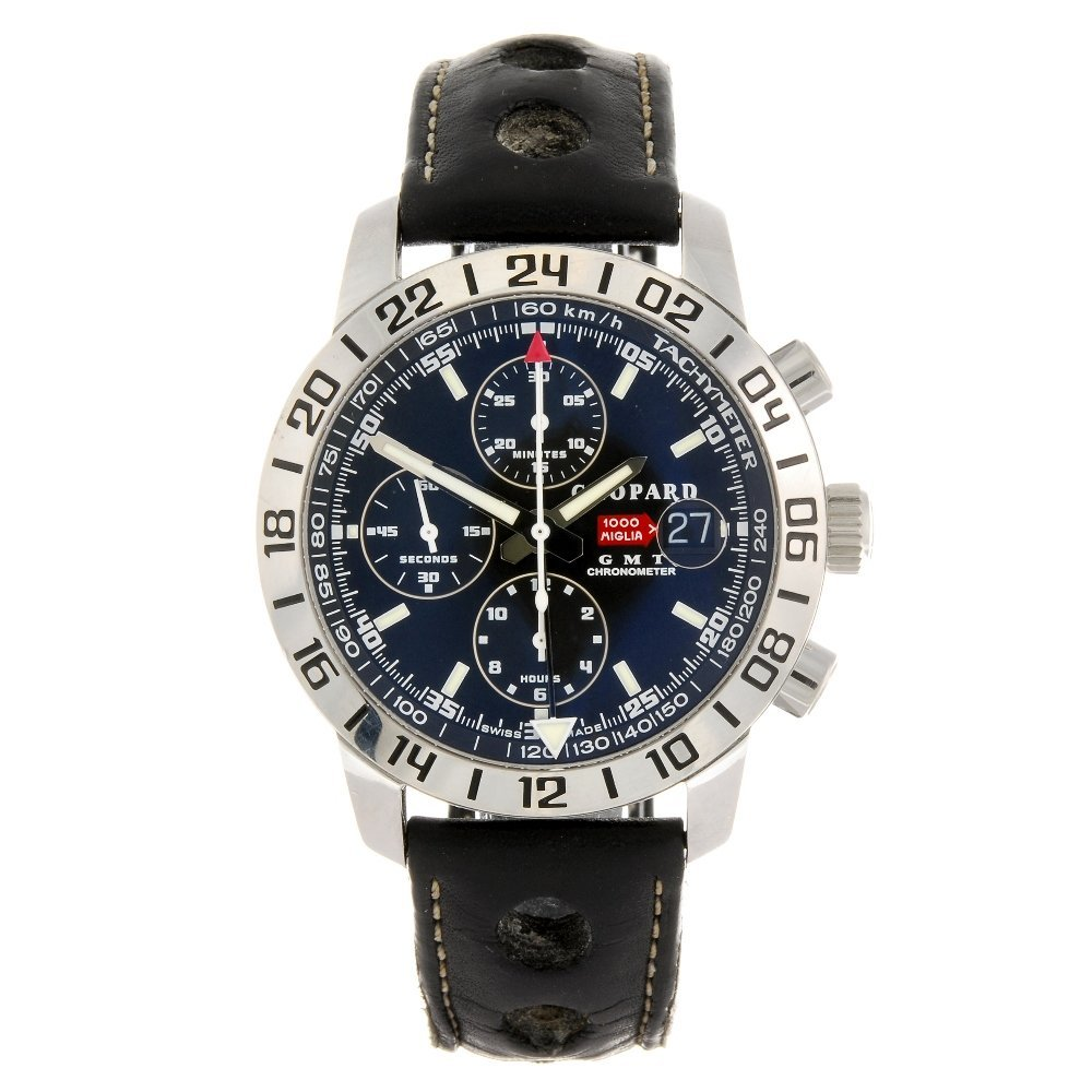 (116193460) A stainless steel automatic chronograph gen