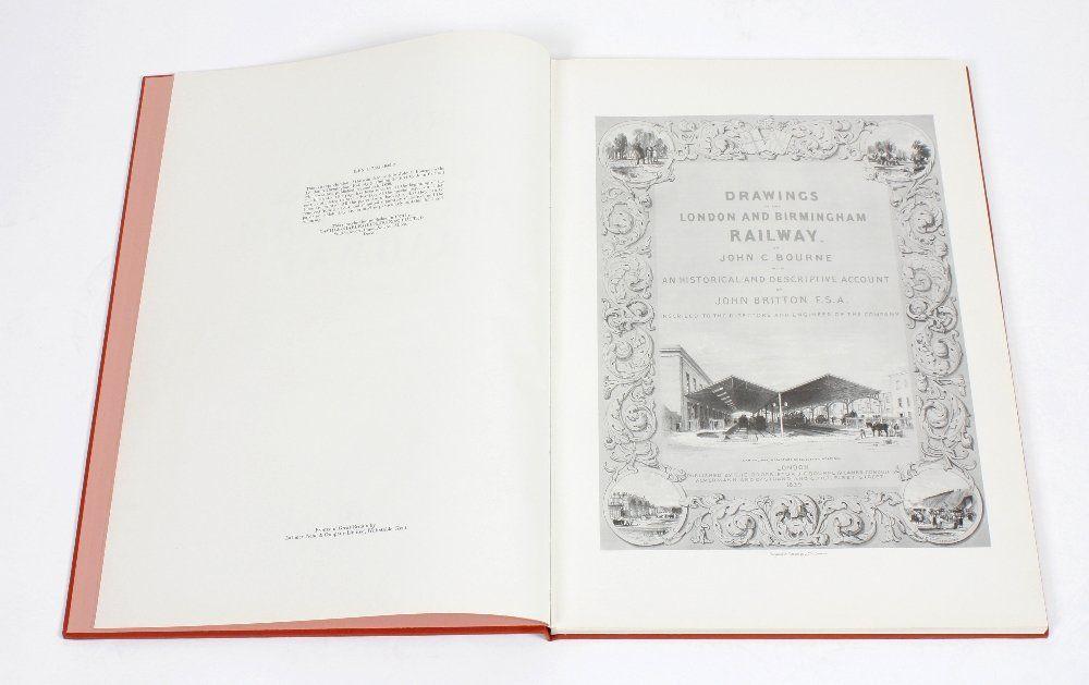 Railway interest: Bourne's London & Birmingham Railway