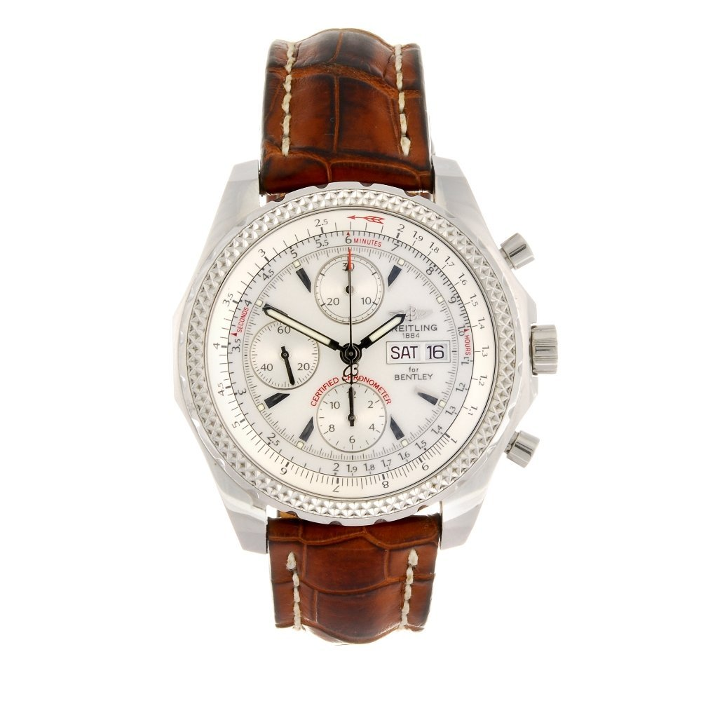 (965001356) A stainless steel automatic chronograph gen