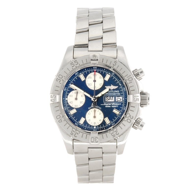 (507025502) A stainless steel automatic gentleman's