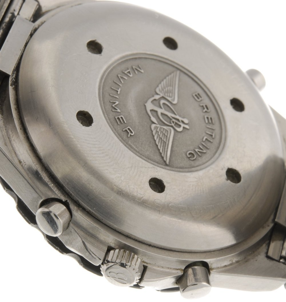 (50984) A stainless steel quartz gentleman's Breitling - 2