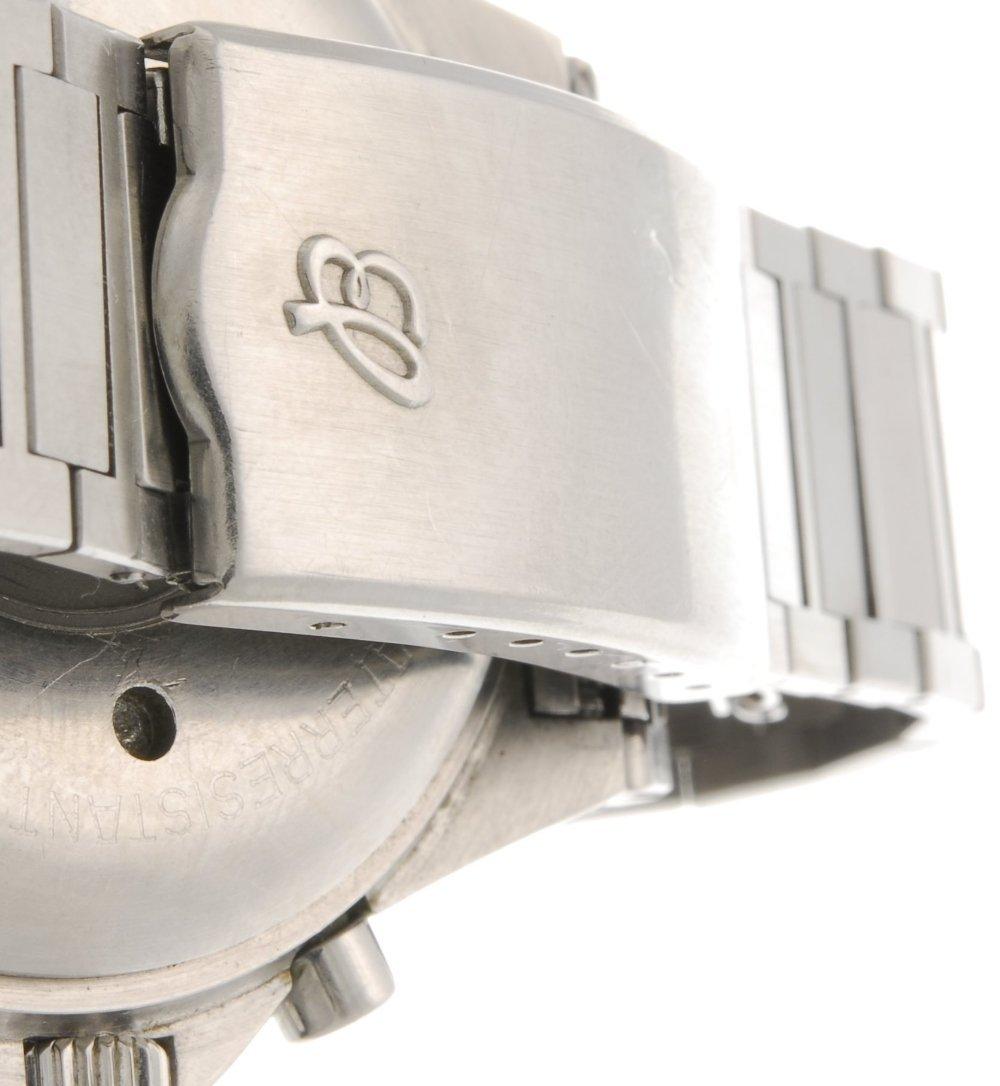 (50984) A stainless steel quartz gentleman's Breitling - 4