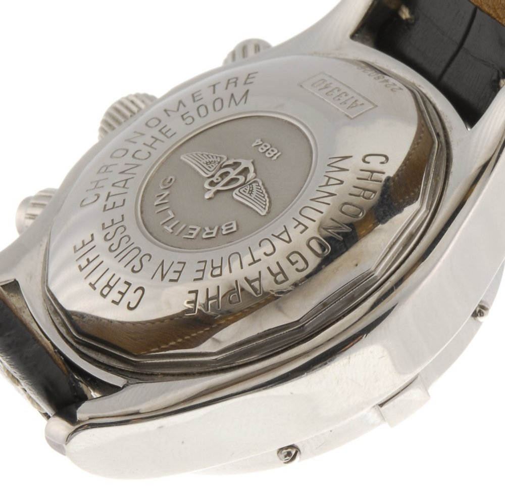 (119183360) A stainless steel automatic gentleman's - 2