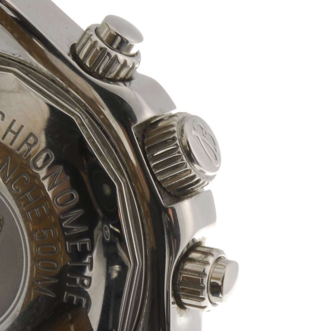 (119183360) A stainless steel automatic gentleman's - 3