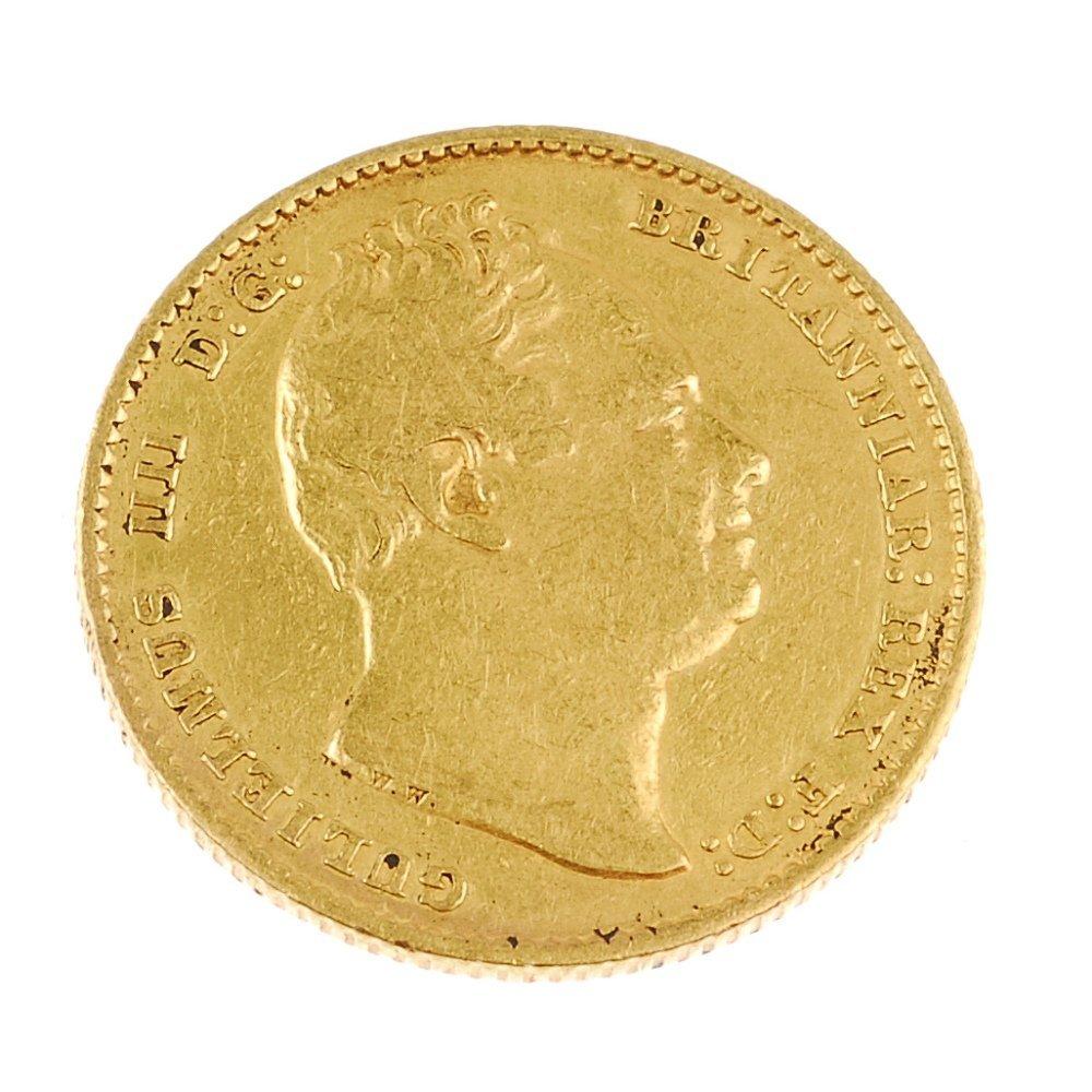 William IV, Sovereign 1832.